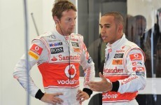 Hamilton 'sorry' to Button for tweet