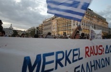 Protests expected as Angela Merkel visits Athens