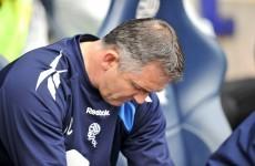 Bolton sack boss Owen Coyle