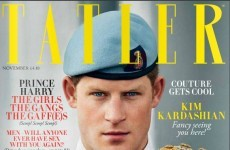 Prince Harry named Man of the Year, gets scary eyes