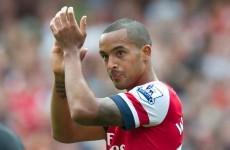 Arsenal warn Walcott they won't smash wage structure