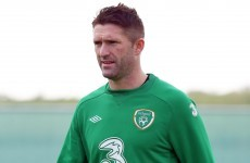 Look who's back: Keane, McGeady join up with Ireland camp