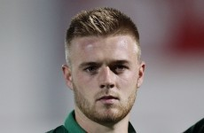 Trap calls Conor Clifford up to Irish squad as midfield cover