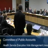 Videos: Stormy PAC meeting sees TD storm out and members told to 'chillax'