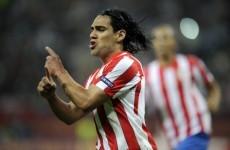 Transfer talk: Atletico hint at Falcao exit