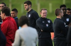 Thorpe inspires Rooney to dream of World Cup glory