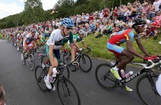 Tony Martin dashes to stage win, overall lead in Beijing as Irishman Dan Martin takes sixth