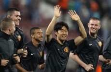 Manchester United tell Shinji Kagawa change is needed to get in the goals