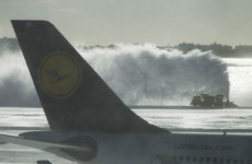 US airports reopen after snowstorm