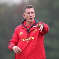 Rob Penney: It's humbling and nerve-tinglingly exciting to lead Munster into the Heineken Cup