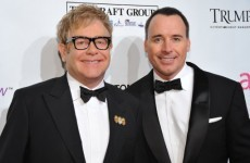 Elton John and David Furnish welcome their first child
