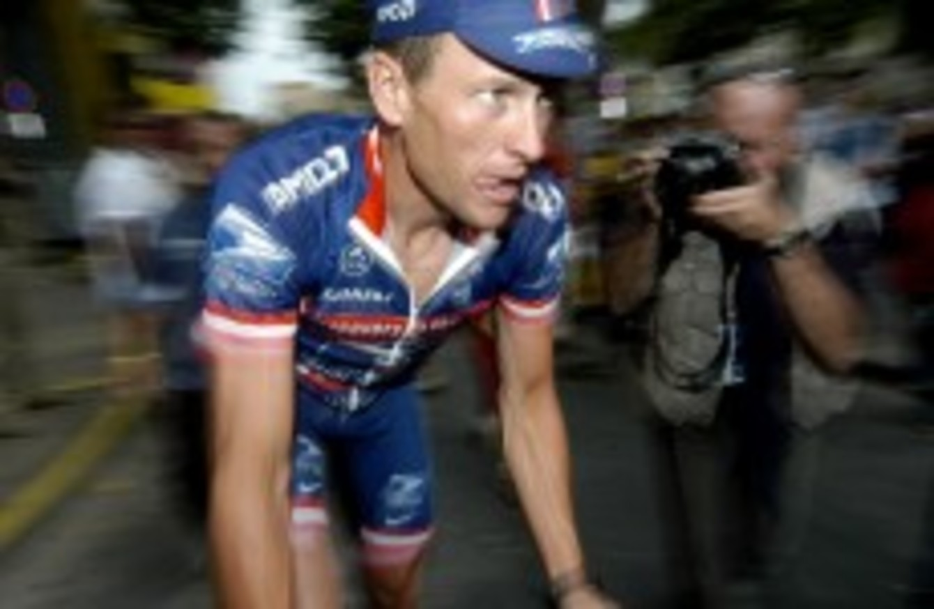 USADA - Lance Armstrong s team groomed and pressured athletes to use  dangerous drugs deeede21c