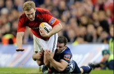 Heineken Cup blow for Munster as Earls and du Preez ruled out of French trip