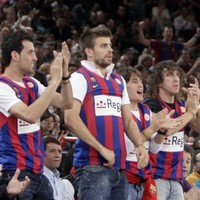 VIDEO: Barcelona beat 2011 NBA champions Dallas Mavericks