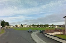 Suspect device 'ignited' outside house in Tallaght
