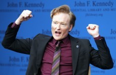 Conan O'Brien is back in Ireland, but how tall is he?