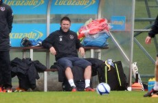 Confirmed: Robbie Keane out of Germany game