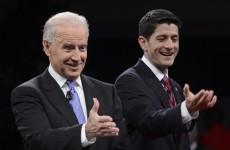 US 2012: Biden and Ryan go head to head during 'combative' debate