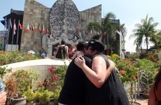 Victims remembered on 10th anniversary of Bali bombings