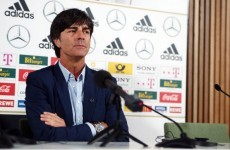 Loew rejects claims of squad unrest