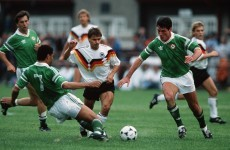 Ireland v Germany: The past five meetings between the sides