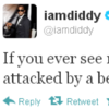 Tweet Sweeper: Puff Daddy is talking about bears