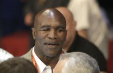 Holyfield: I could beat the Klitschkos (but I'll probably retire)