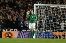 'That wasn't the way to lose a game,' admits crestfallen O'Shea