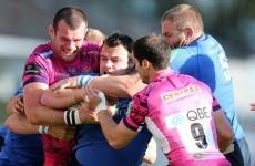 Close shave: Leinster narrowly avoid providing Chiefs' latest scalp