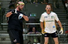 Ireland beaten by USA at World Handball Championships
