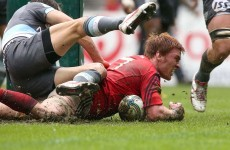 As it happened: Racing Metro v Munster, Heineken Cup