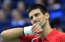 Djokovic brushes Berdych aside in Shanghai