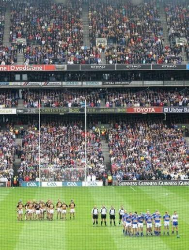 Back to the future: looking to the GAA season ahead