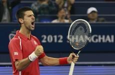 Djokovic denies Murray in Shanghai thriller