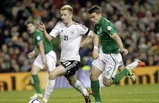 Germany's Reus aims to tame Swedes, Lahm says the Ireland match was 'fun'