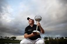 Shane Lowry wins Portugal Masters