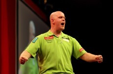 Van Gerwen stages dramatic comeback to take World Grand Prix title
