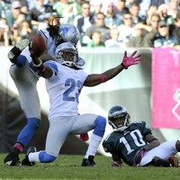Two-minute warning: Harry Douglas's reflexes and other must-see plays from this weekend's NFL