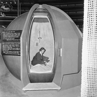 Futuristic Bed Pic of the Day