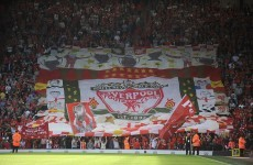 Staying put: Liverpool reveal plans to extend Anfield capacity to 60,000
