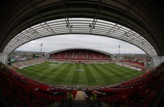 Thomond World Cup match worth €2m to economy -- organisers