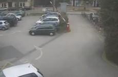 VIDEO: When good car parks go bad