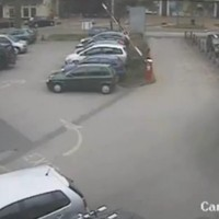 VIDEO: When good car parks go bad