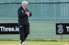 Time up? Paddy Power suspend betting on Trapattoni exit
