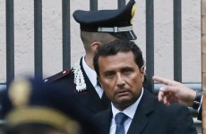 Costa Concordia: Former captain faces survivors at pre-trial