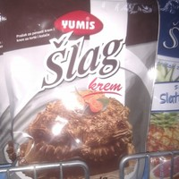 Excuse me, do you have any Slag Cream?