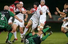 Ferris and Williams in contention to face Glasgow Warriors