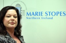 'Don't counter-demonstrate in Belfast', Marie Stopes International urges