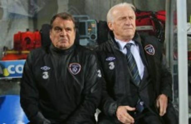 As it happened: Faroe Islands v Ireland, World Cup qualifier