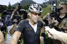 Armstrong's Olympic medal facing scrutiny